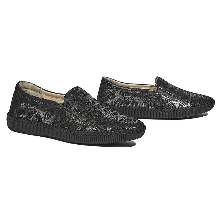 Renis Kadın Nubuk Deri Günlük Ayakkabı 2010044194011