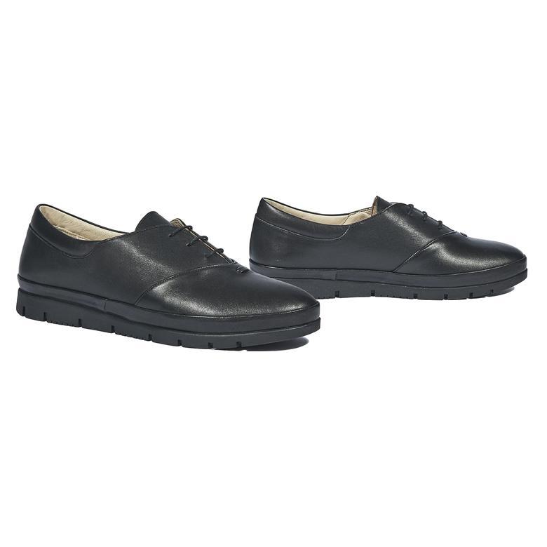 Hani Kadın Deri Günlük Ayakkabı 2010044225001