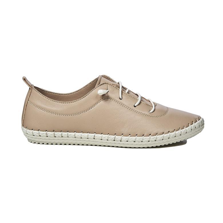 Brenda Kadın Deri Günlük Ayakkabı 2010044272012