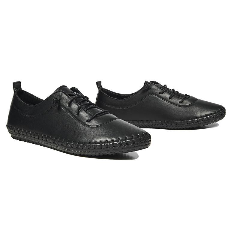 Brenda Kadın Deri Günlük Ayakkabı 2010044272001