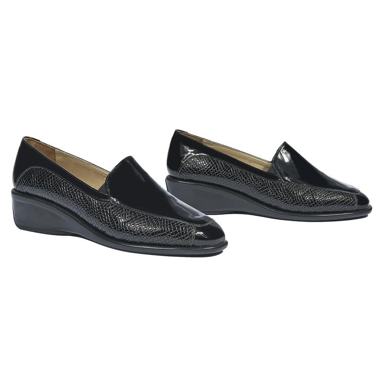 Siyah Valeria Kadın Günlük Ayakkabı 2010044316002
