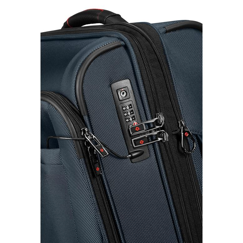Samsonite Pro-Dlx 5-Spinner - 4 Tekerlekli 55 cm Kabin Boy Valiz 2010043837003