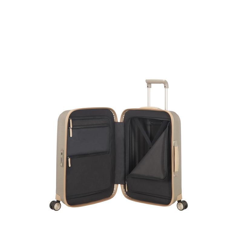 Samsonite Lite-Cube Prime - Spinner 4 Tekerlekli 55 cm Kabin Boy Valiz 2010044536001
