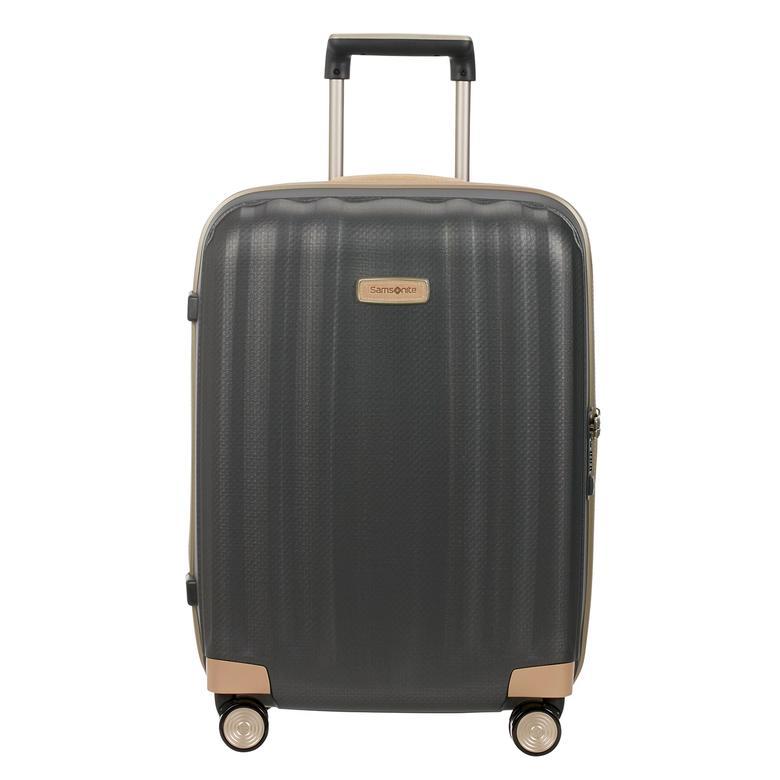 Samsonite Lite-Cube Prime - Spinner 4 Tekerlekli 55 cm Kabin Boy Valiz 2010044536002