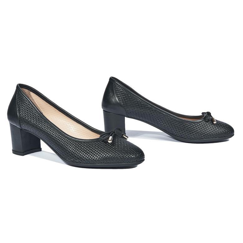 Ithan Kadın Deri Klasik Ayakkabı 2010044341001