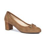 Ithan Kadın Nubuk Deri Klasik Ayakkabı 2010044342007