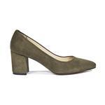 Eliot Kadın Süet Deri Klasik Ayakkabı 2010044343012