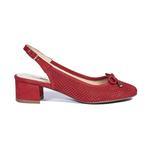 Deysi Kadın Nubuk Deri Klasik Ayakkabı 2010044344003