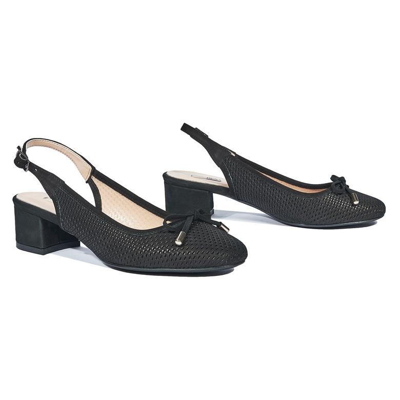 Deysi Kadın Deri Klasik Ayakkabı 2010044345002