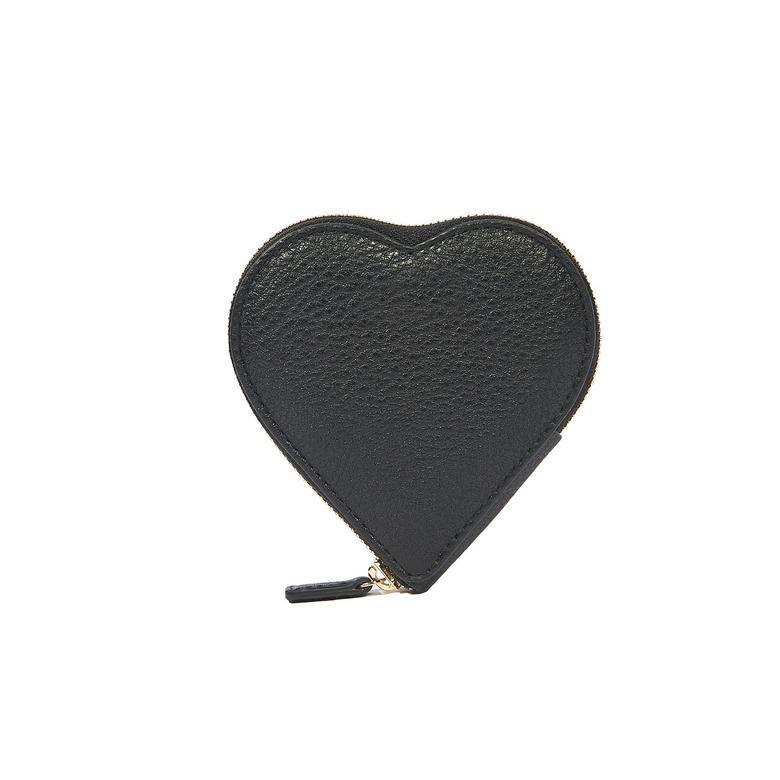 Zariah Kadın Deri Kalp Bozuk Para Cüzdanı 1010028353005