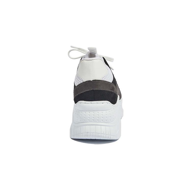 Farid Kadın Yüksek Taban Sneaker 2010044160006