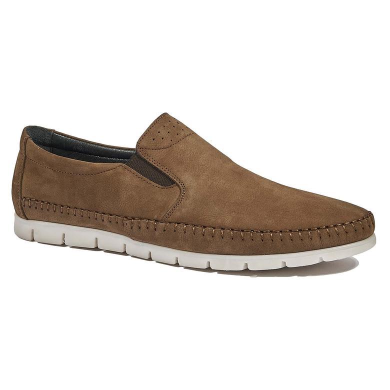 Tefta Erkek Nubuk Günlük Ayakkabı 2010044274008