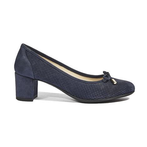 Ithan Kadın Nubuk Deri Klasik Ayakkabı 2010044342001