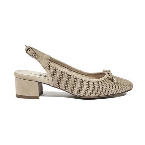 Deysi Kadın Nubuk Deri Klasik Ayakkabı 2010044344007