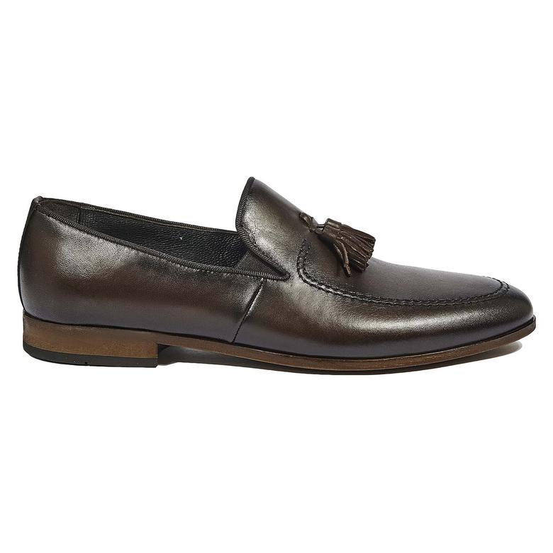 Renzo Erkek Deri Günlük Ayakkabı 2010044251001
