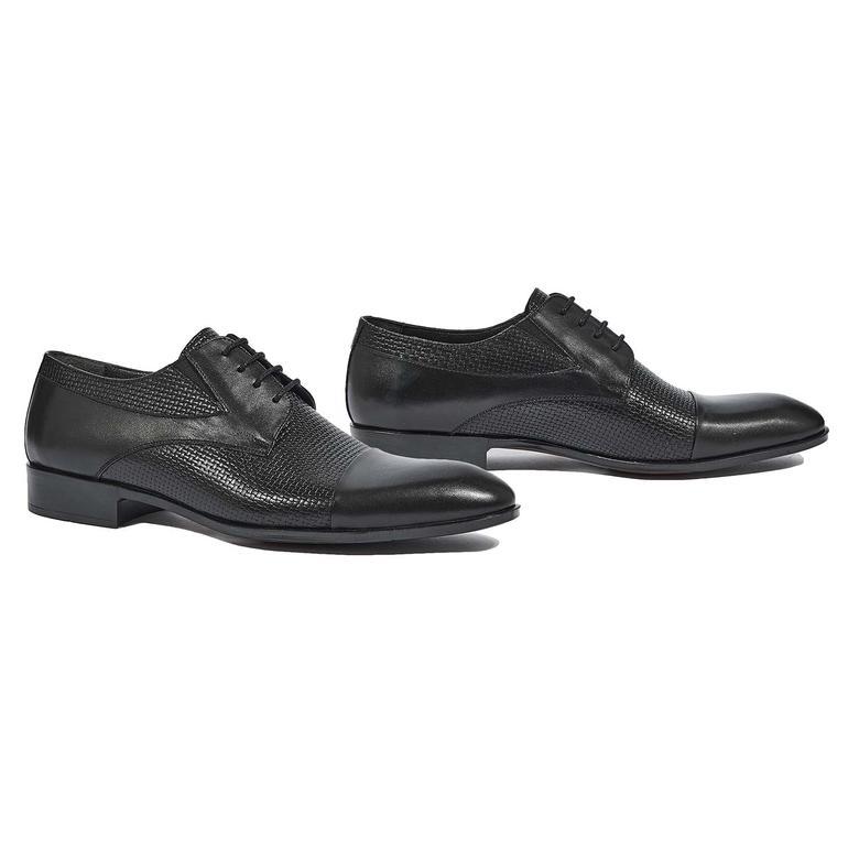 Paulo Erkek Deri Klasik Ayakkabı 2010044397005