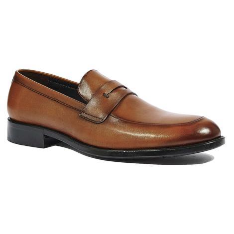 Piers Erkek Deri Klasik Ayakkabı 2010044428006