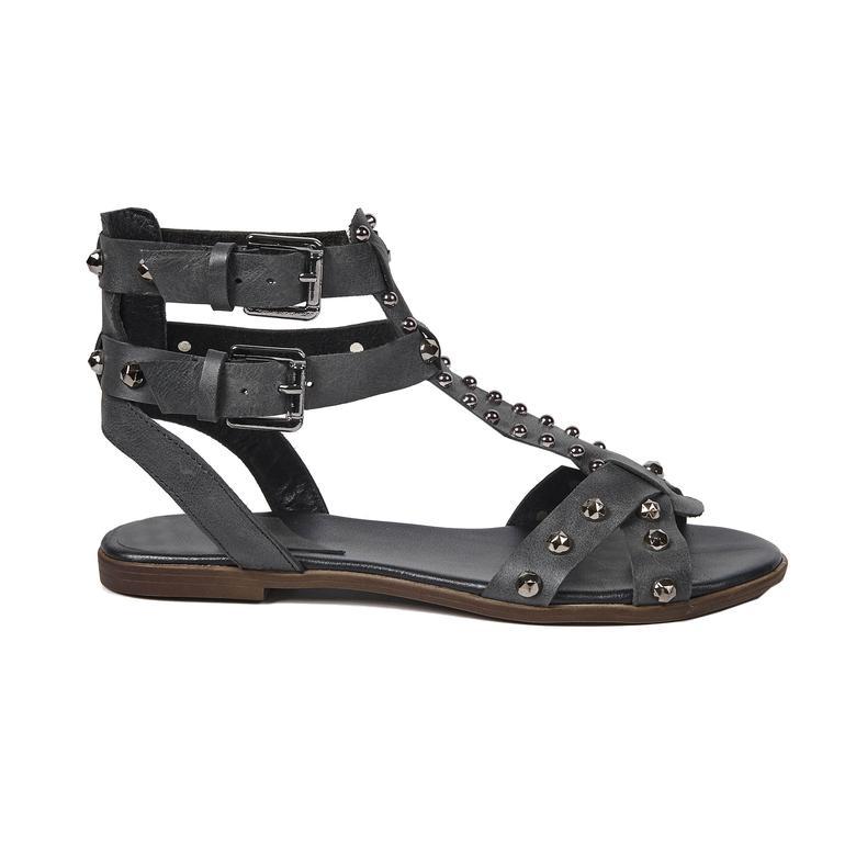 Sage Kadın Deri Sandalet 2010042900002
