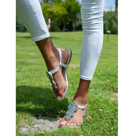 Jewel Kadın Sandalet 2010042896010