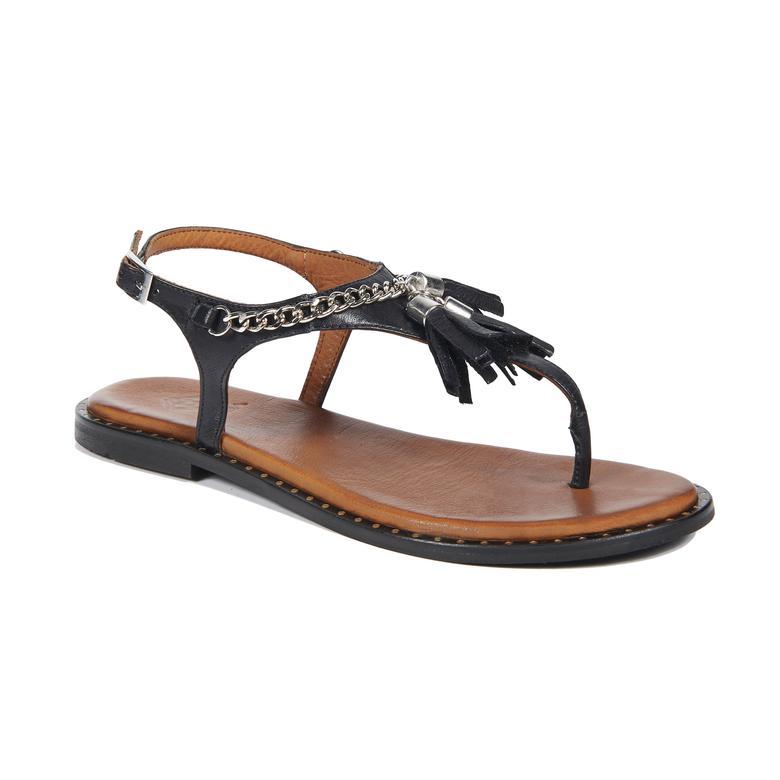 Sonate Kadın Deri Sandalet 2010042847004