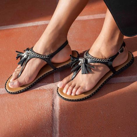 Sonate Kadın Deri Sandalet 2010042847003