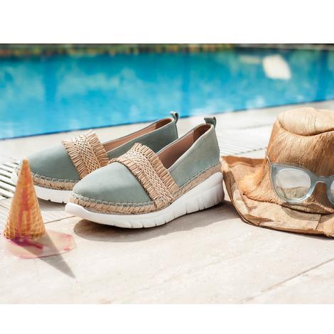 Ursa Kadın Deri Günlük Ayakkabı 2010042560002