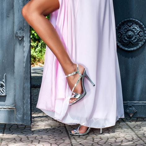 Enid Kadın Topuklu Ayakkabı 2010042590006