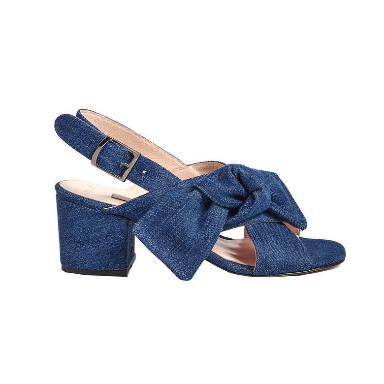 Juno Kadın Topuklu Sandalet 2010042641003