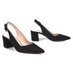 Heather Kadın Deri Klasik Topuklu Ayakkabı 2010042697001