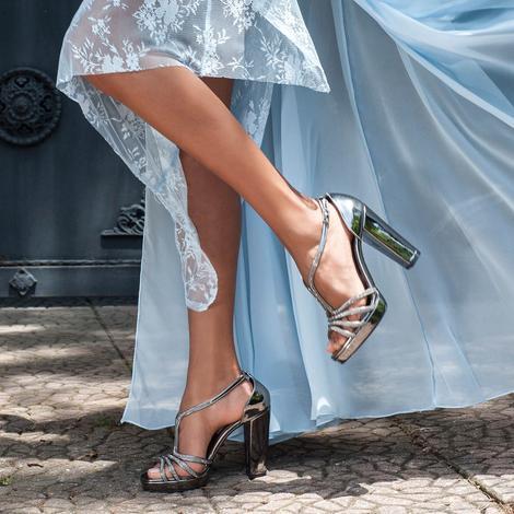 Nyx Kadın Topuklu Ayakkabı 2010043051008