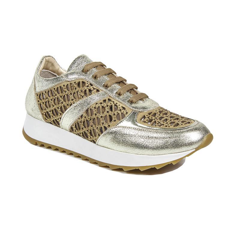 Nolan Kadın Deri Spor Ayakkabı 2010043017001