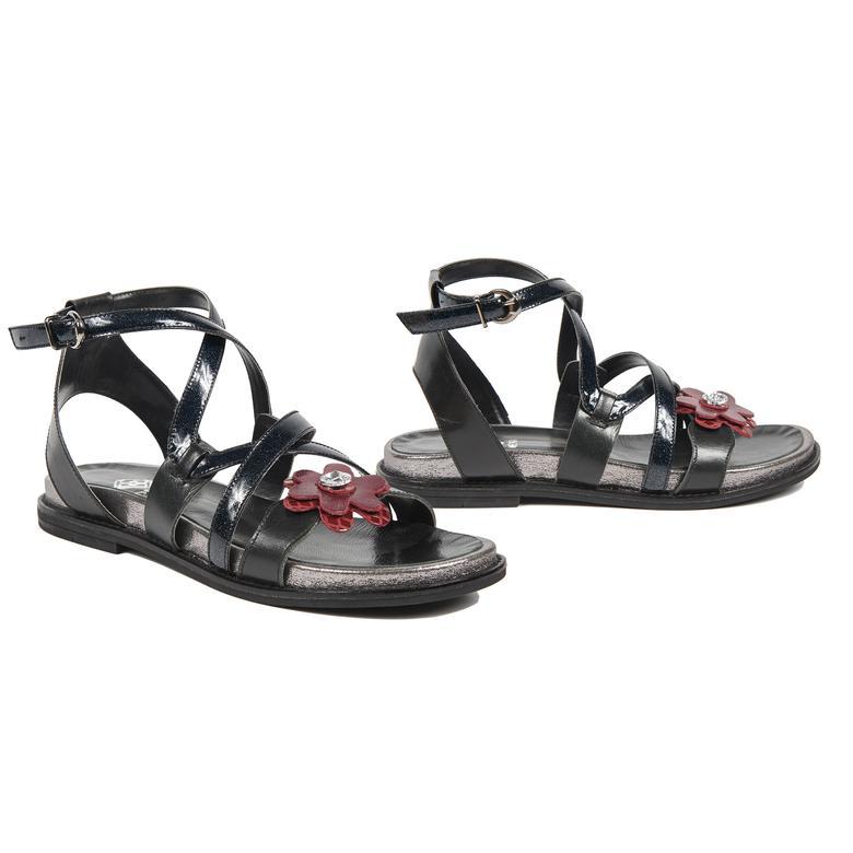 Irina Kadın Deri Sandalet 2010043023006