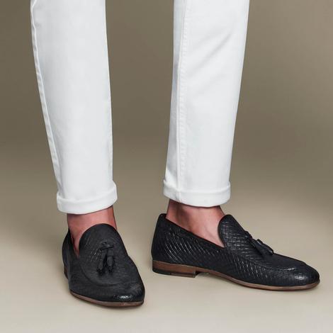 Ravi Erkek Deri Günlük Ayakkabı 2010043137001
