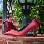 Alberta Kadın Topuklu Ayakkabı 2010043440006
