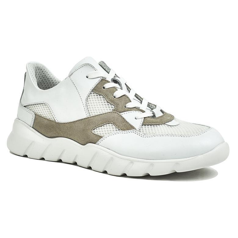 Orsino Erkek Deri Spor Ayakkabı 2010044361009