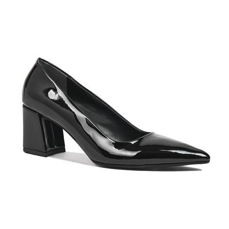 Kadın Rugan Klasik Ayakkabı 2010044612004