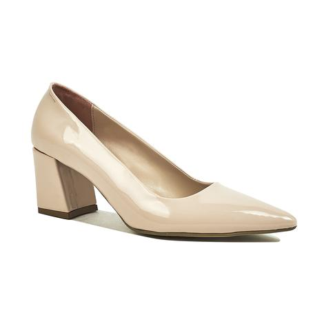 Kadın Rugan Klasik Ayakkabı 2010044612008