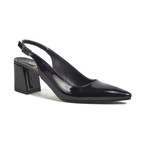 Kadın Rugan Klasik Ayakkabı 2010044613005