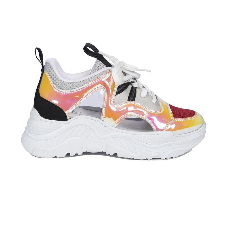 Stella Kadın Hologram Sneaker 2010044158002