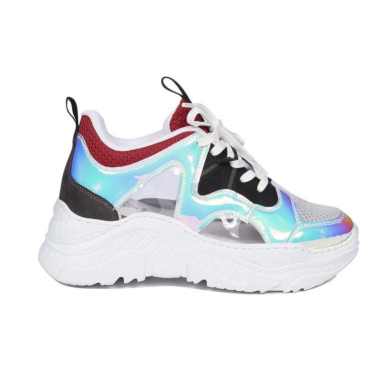 Stella Kadın Hologram Sneaker 2010044158009