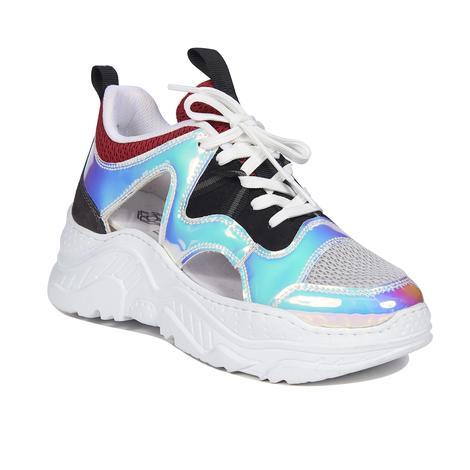 Stella Kadın Hologram Sneaker 2010044158006