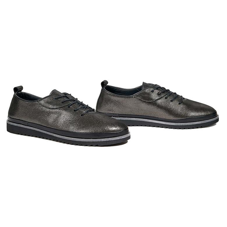 Inera Kadın Günlük Deri Ayakkabı 2010044281005