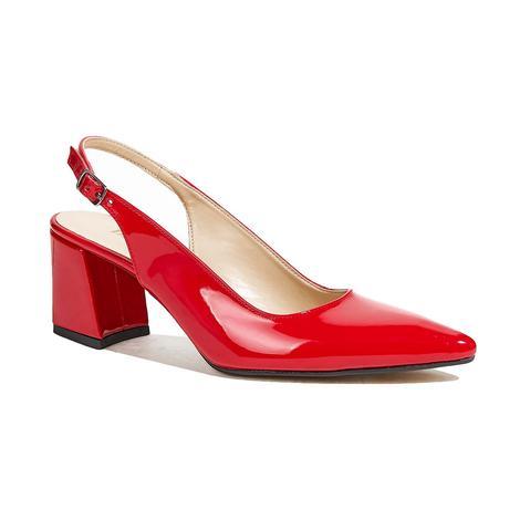 Gennedas Kadın Rugan Klasik Ayakkabı 2010044613010