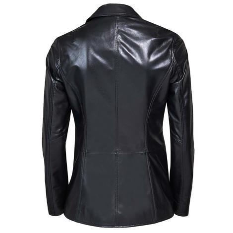 Elenore Kadın Deri Blazer Spor Ceket 1010028429010