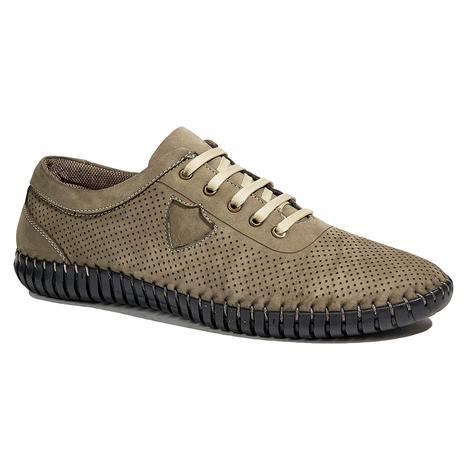 Lucca Erkek Nubuk Deri Günlük Ayakkabı 2010044222014