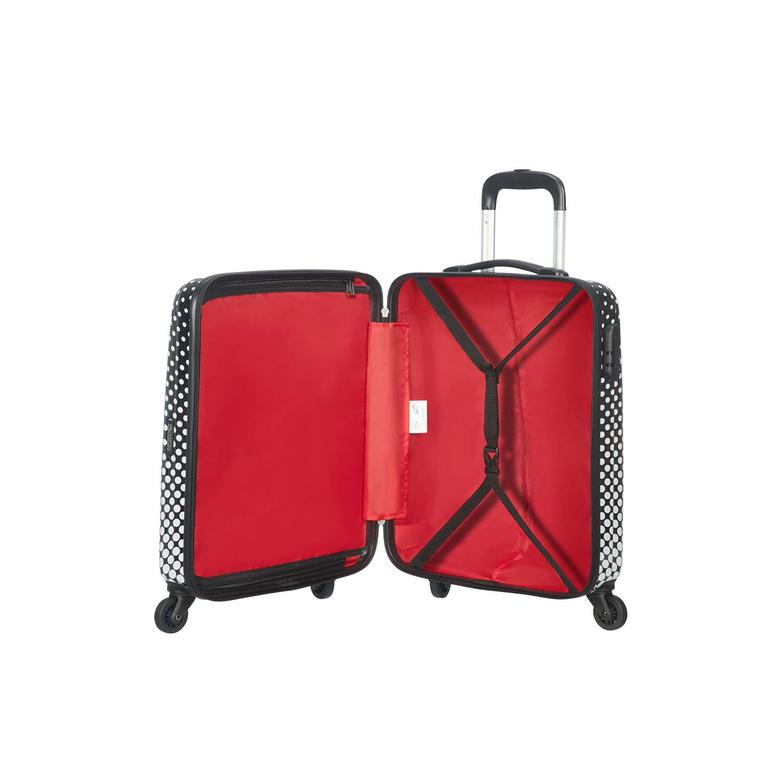 American Tourister Disney Legends - 4 Tekerlekli Kabin Boy Valiz 2010042415006