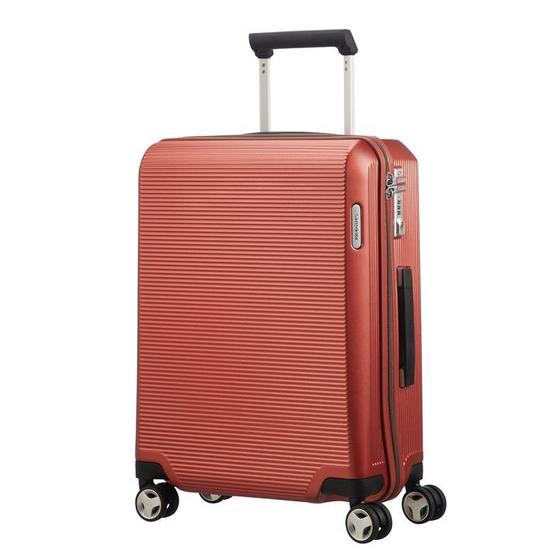 Samsonite Arq Spinner - 4 Tekerlekli Kabin Boy Valiz 55 cm 2010044255002