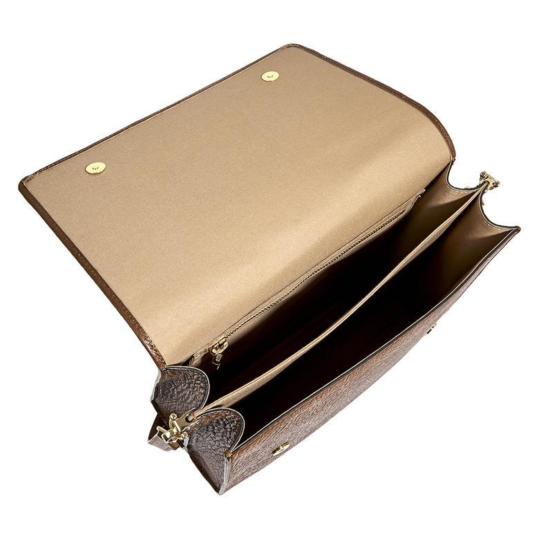 Bellus Kadın Deri Postacı Çantası 1010028392002