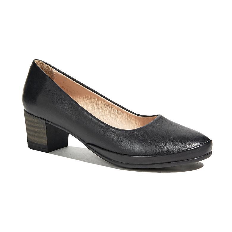 Lupin Kadın Deri Klasik Ayakkabı 2010044227006