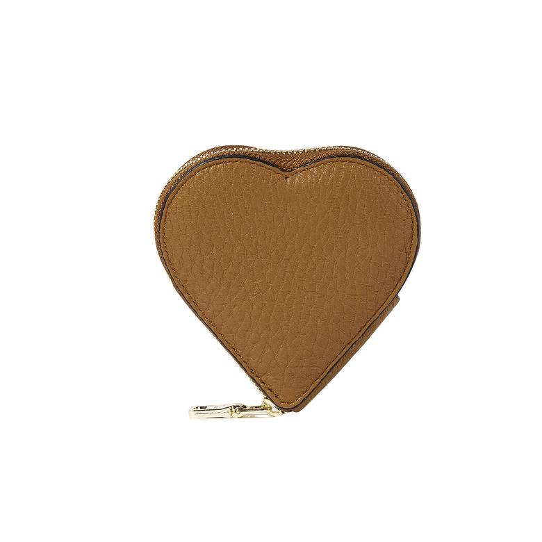 Zariah Kadın Deri Kalp Bozuk Para Cüzdanı 1010028353008